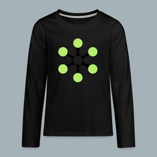 Star Bio T-shirt - Teenager Premium shirt met lange mouwen