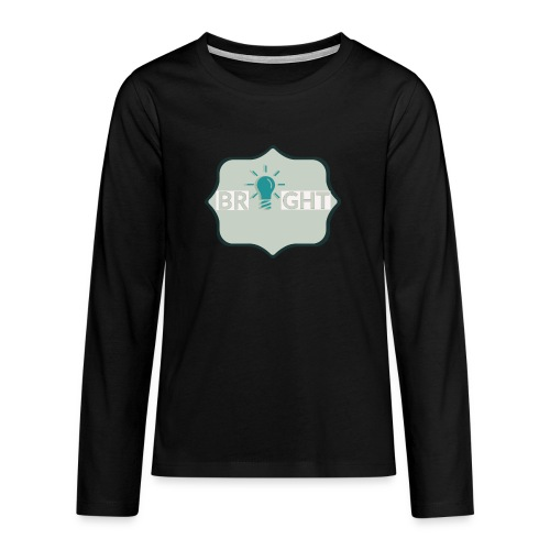 bright - Teenagers' Premium Longsleeve Shirt