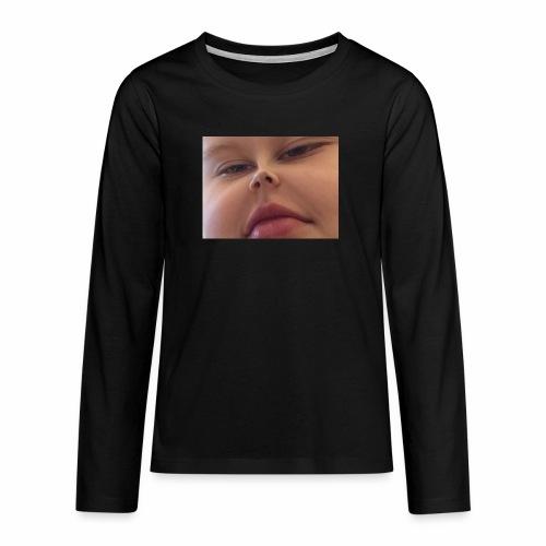 Sexy Man - Långärmad premium T-shirt tonåring