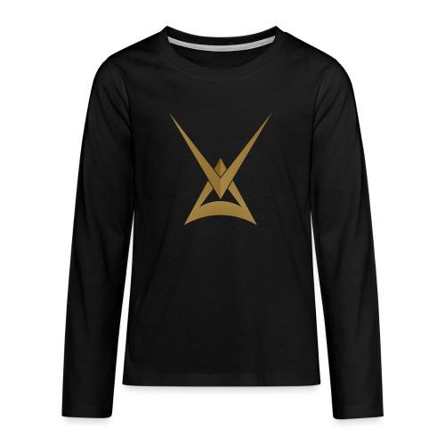 Myytinkertojat V3 - Teinien premium pitkähihainen t-paita
