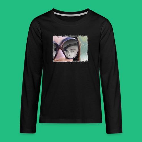 legionairelunette - T-shirt manches longues Premium Ado