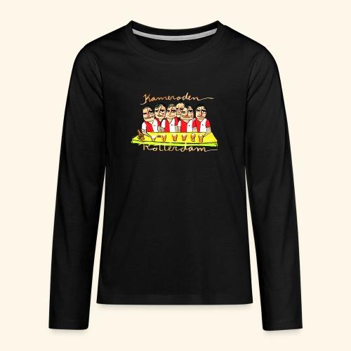 Kameraden Feyenoord - Teenager Premium shirt met lange mouwen