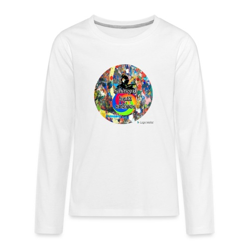 Shnydballars - Teenagers' Premium Longsleeve Shirt