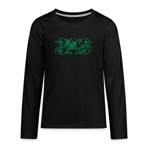 salvation2 - Teenager Premium Langarmshirt