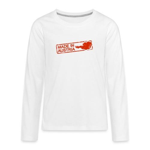 65186766 s - Teenager Premium Langarmshirt