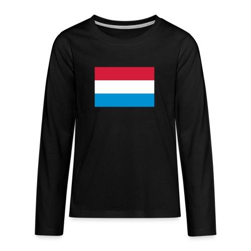 The Netherlands - Teenager Premium shirt met lange mouwen