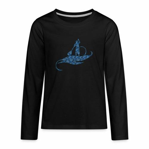 Blue Ocean - T-shirt manches longues Premium Ado