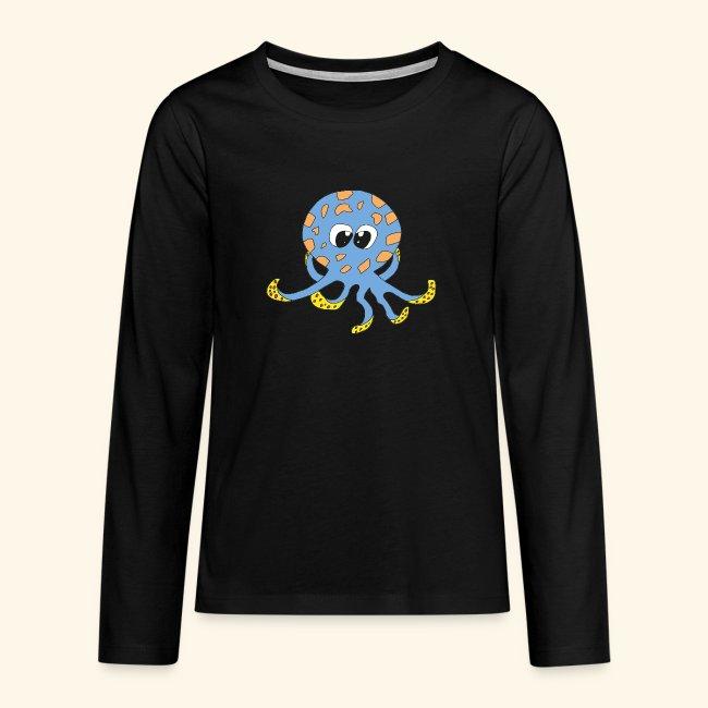Tinti T-Shirt blau