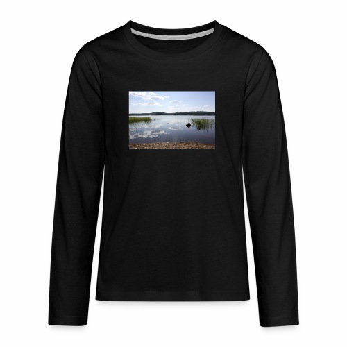 landscape - Teenagers' Premium Longsleeve Shirt