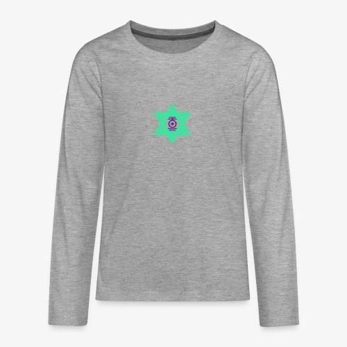 Star eye - Teenagers' Premium Longsleeve Shirt