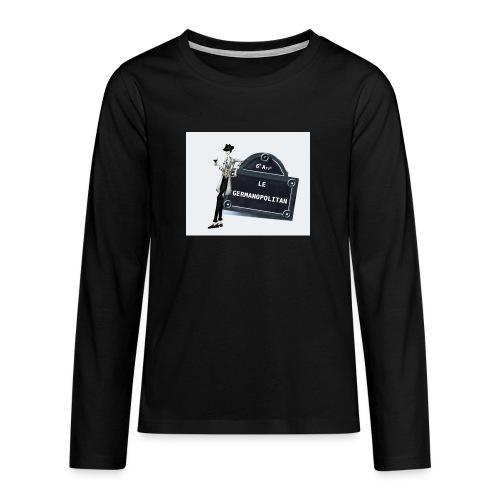 Sac Le Germanopolitan - T-shirt manches longues Premium Ado