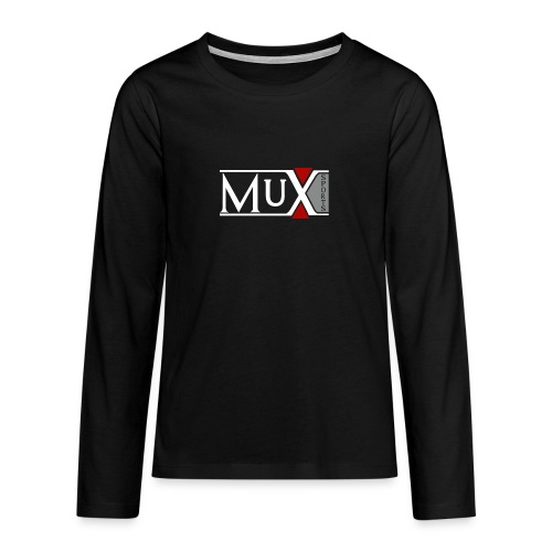 Mux Sport Street- and Sportswear - Teenager Premium Langarmshirt