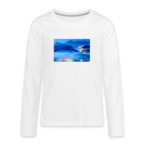 the mother earth collection 2017 - T-shirt manches longues Premium Ado