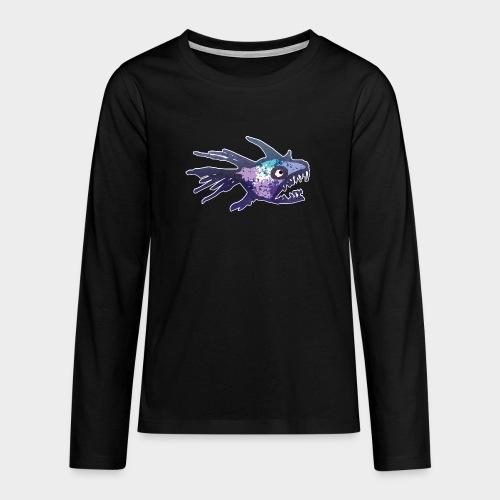 PIRAÑA - Camiseta de manga larga premium adolescente