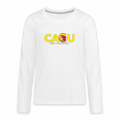 chem - T-shirt manches longues Premium Ado