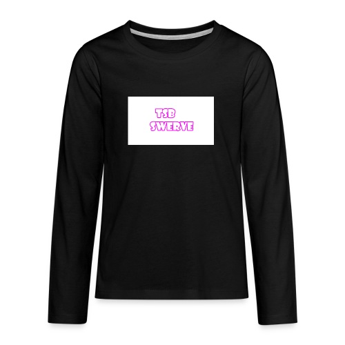 tsb shirt - Teenagers' Premium Longsleeve Shirt