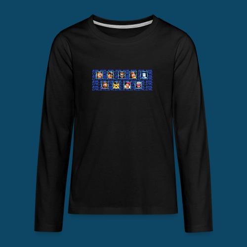 Benzaie LIVE - MUG - T-shirt manches longues Premium Ado