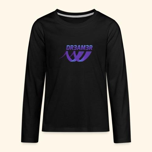 DR3AM3R - Teinien premium pitkähihainen t-paita