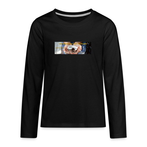BIW-Cover - Teenager Premium shirt met lange mouwen
