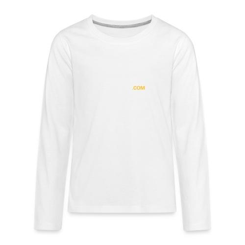 SportPug.com - Teinien premium pitkähihainen t-paita