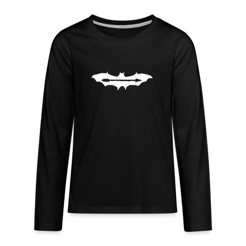 AjuxxTRANSPAkyropteriyaBlackSeriesslHotDesigns.fw - Teenagers' Premium Longsleeve Shirt