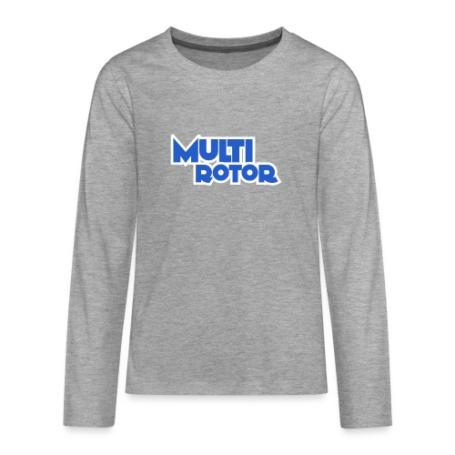 Multirotor - Teenagers' Premium Longsleeve Shirt