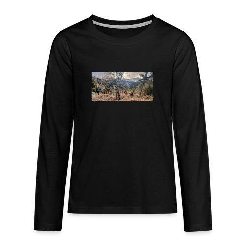 in the Wood - Teenager Premium Langarmshirt