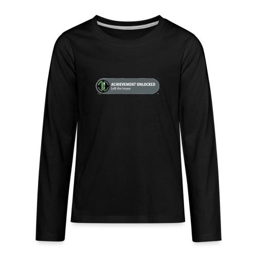 Achievement - Teenager Premium shirt met lange mouwen