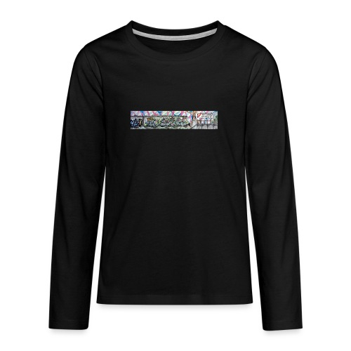 Pye and Fek No Escape - Teenagers' Premium Longsleeve Shirt