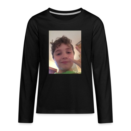 Champion321merch - Teenagers' Premium Longsleeve Shirt
