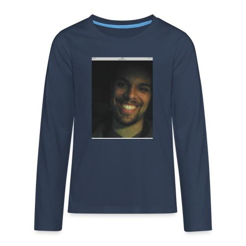 E4A482D2 EADF 4379 BF76 2C9A68B63191 - Teenagers' Premium Longsleeve Shirt