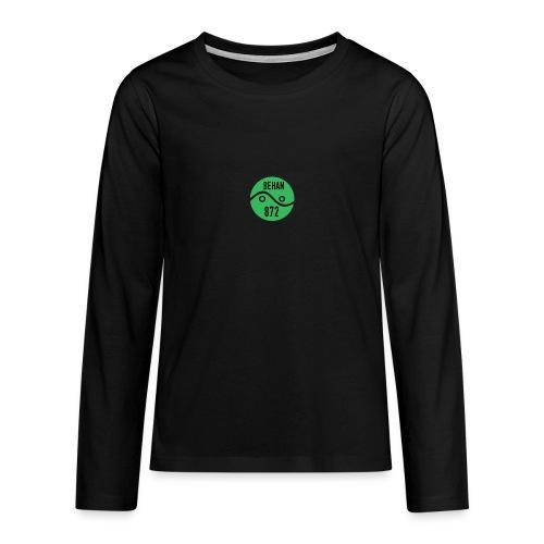 1511988445361 - Teenagers' Premium Longsleeve Shirt