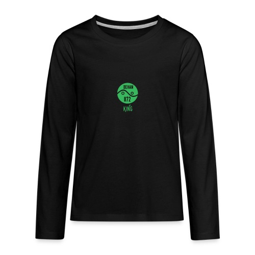 1511989094746 - Teenagers' Premium Longsleeve Shirt