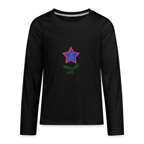 1511903175025 - Teenagers' Premium Longsleeve Shirt