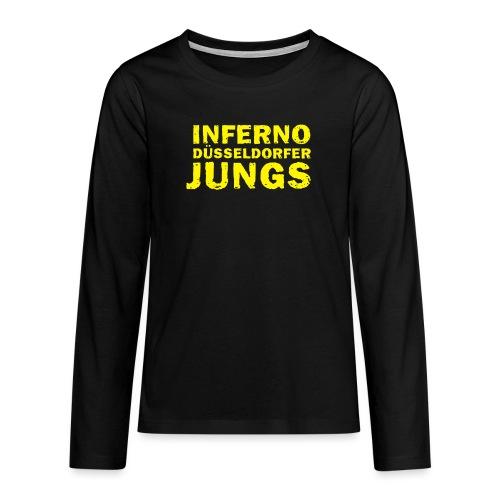 Düsseldorfer Jungs 2017 - Teenager Premium Langarmshirt