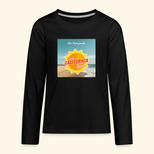 California Spirit Store - T-shirt manches longues Premium Ado