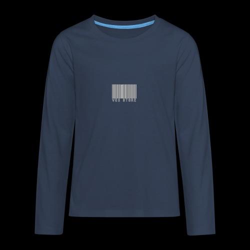 Vox' - T-shirt manches longues Premium Ado