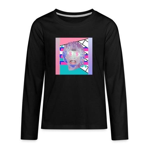 La playera del capitalismo moderno - Camiseta de manga larga premium adolescente