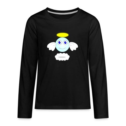 puff logo - Maglietta Premium a manica lunga per teenager