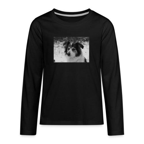 Skippy Winter - Teenager Premium Langarmshirt