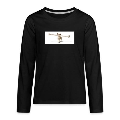 Tough Guy - Teenager Premium shirt met lange mouwen