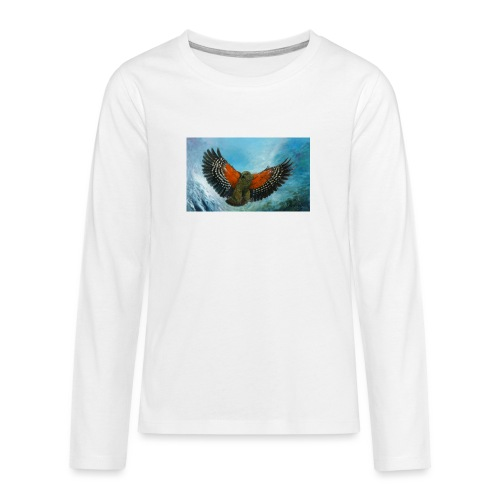 123supersurge - Teenagers' Premium Longsleeve Shirt