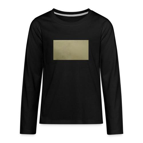 1511416685704631737378Marble t-shirt - Teinien premium pitkähihainen t-paita