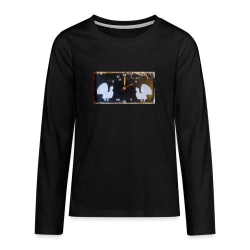 Metsot - Teinien premium pitkähihainen t-paita