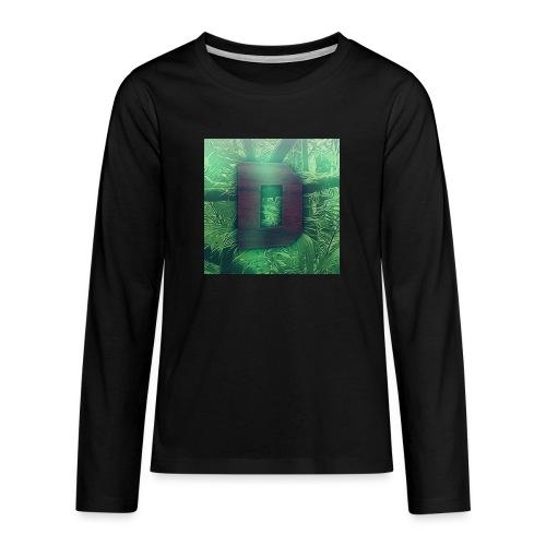 none - Teenager Premium Langarmshirt