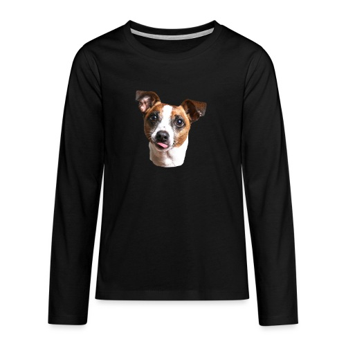 Jack Russell - Teenagers' Premium Longsleeve Shirt