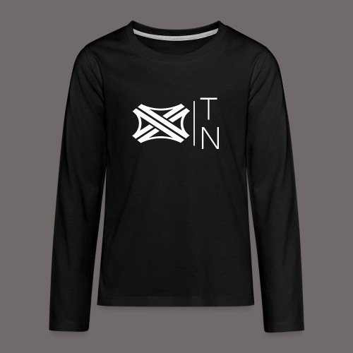 Tregion logo Small - Teenagers' Premium Longsleeve Shirt