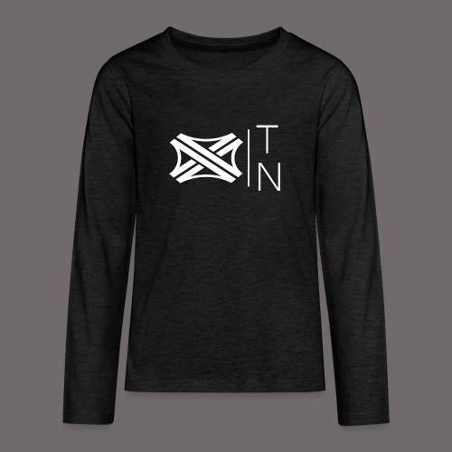 Tregion logo Small - Teenagers' Premium Longsleeve Shirt