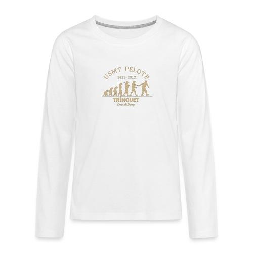 logoUSMTV1A png - T-shirt manches longues Premium Ado