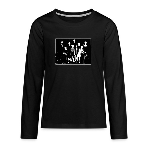 Familienbild - Teenager Premium Langarmshirt